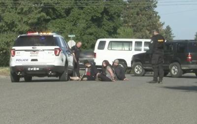 9 arrested in Post Falls drug search warrant on Spokane Street