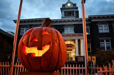 Halloweentown in alive in the Pacific Northwest