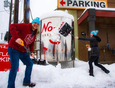 No-Li Brewhouse shovel giveaway