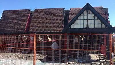 Cause of fire that destroyed iconic Spokane restaurant remains under investigation