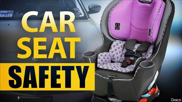 knock-off car seats being sold online