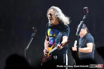 PHOTOS: Metallica brings in record crowd at Spokane Arena
