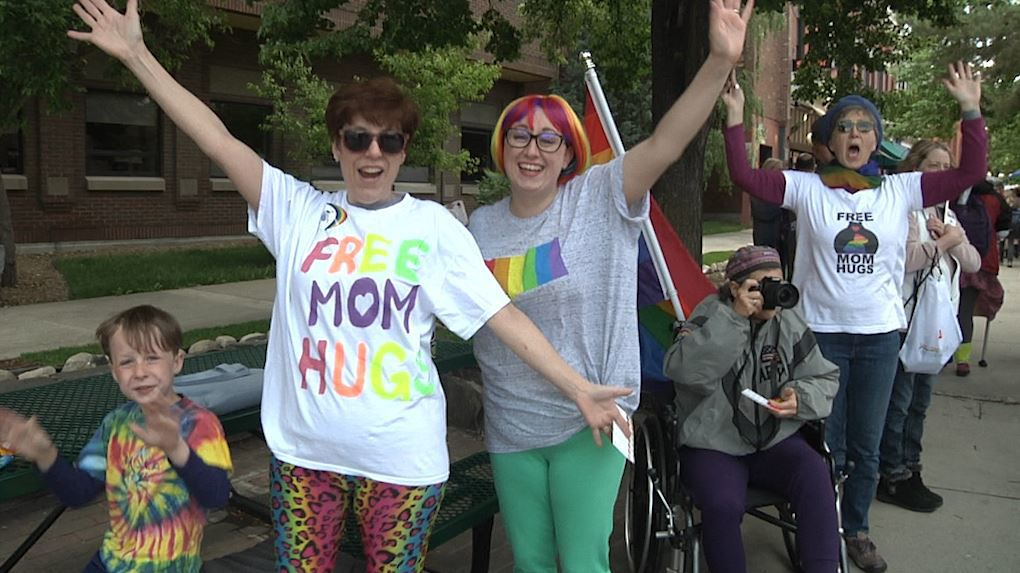big sky pride parade sees largest turnout in history