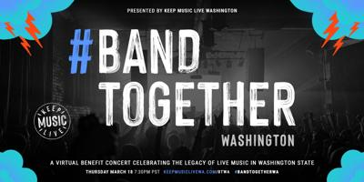 Local artists performing alongside Pearl Jam and Foo Fighters in virtual benefit concert