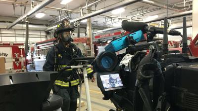 Selkirk firefighter trains for Seattle stair climb