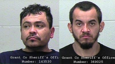 Othello men wanted for armed robbery and unlawful imprisonment considered armed and dangerous