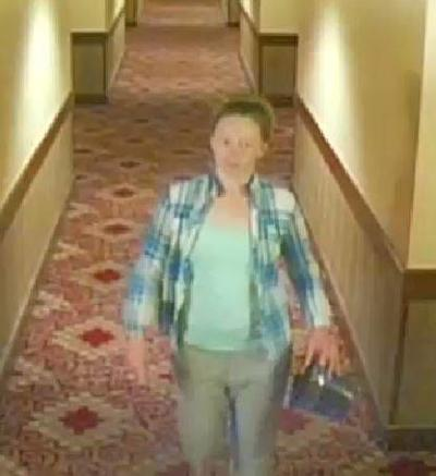 Kootenai County detectives looking for woman suspected in theft of truck from CdA Casino