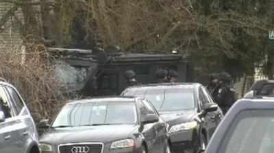SWAT Standoff near Gonzaga over, suspect not home