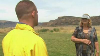 Woman who evacuated for Soap Lake Fire worried home would be destroyed