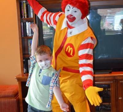 Ronald McDonald House Offers Nugget of Hope for Montana Family