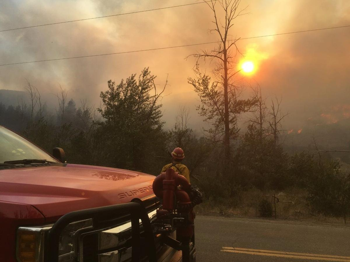 Okanogan County Fire District 6