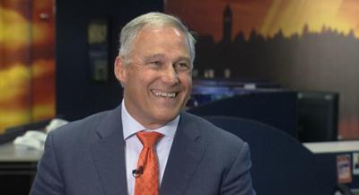'I'll be returning to Olympia not in handcuffs.' Gov. Inslee responds to Spokane Sheriff Ozzie Knezovich comments