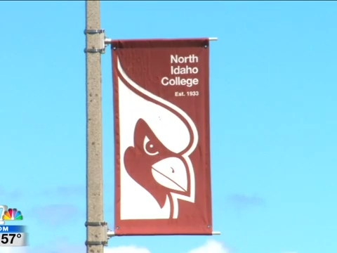 North Idaho College President fired during chaotic board of trustees meeting