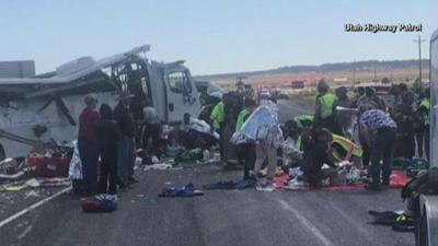 Utah Bus Crash