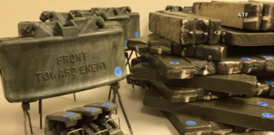 $10,000 reward offered for info about military explosives discovered in Arizona