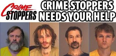 CRIME TRACKER: Do You Know Where These Fugitives Are?