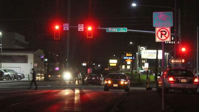 Spokane police investigating after man hit by car near Ruby and North Foothills