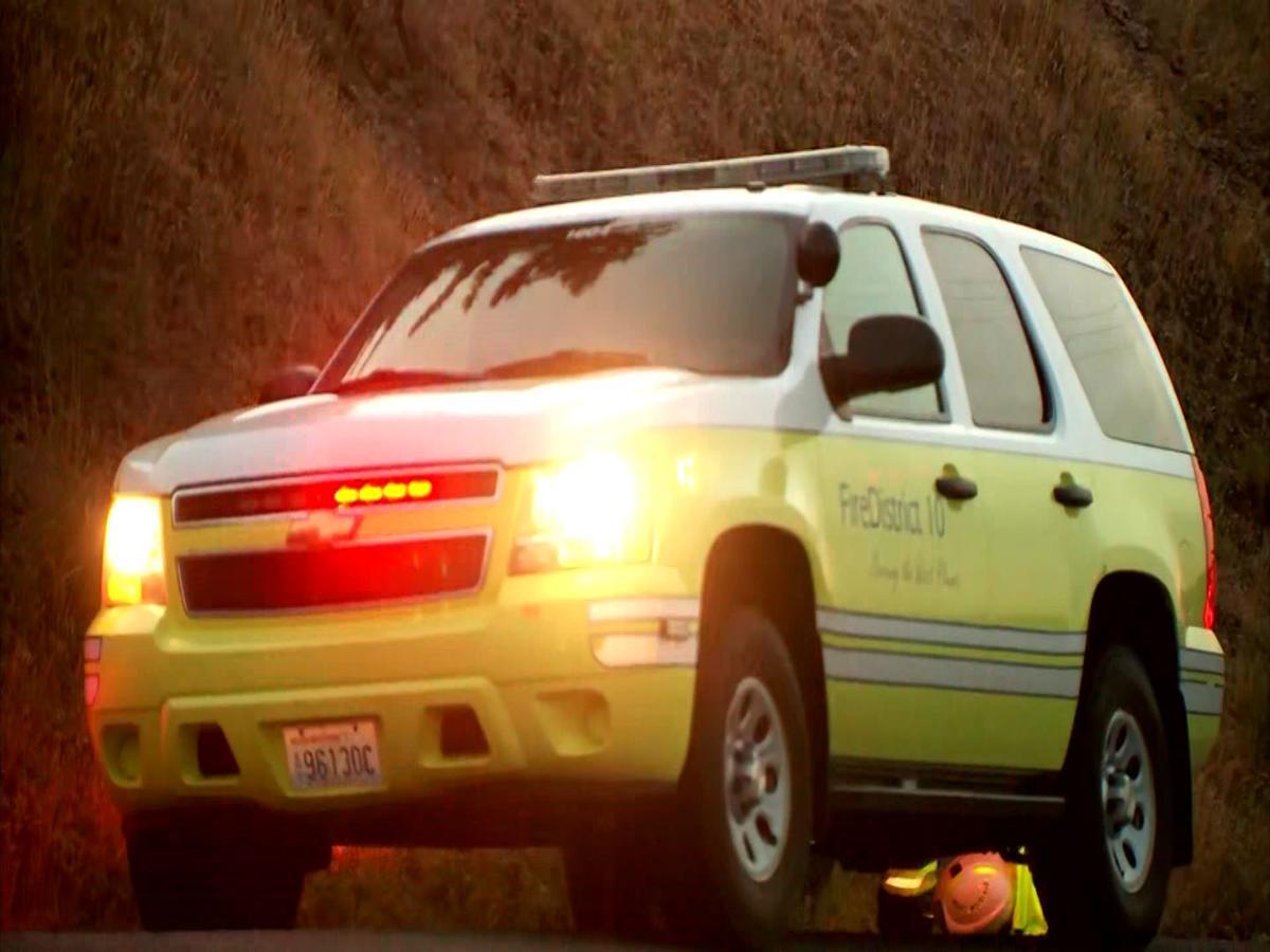 Highway 2 back open near Fairchild Air Force Base, crews investigating gas leak