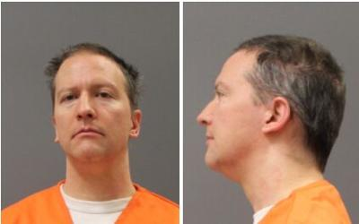 New mugshot released of Derek Chauvin after being put in maximum security  prison | News | khq.com