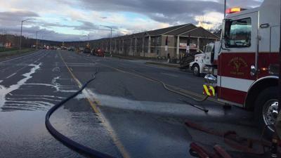 Update: Avista crews repair natural gas leak in Liberty Lake
