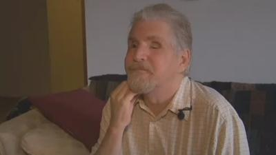 Man blinded by shooting on South Hill counts his blessings