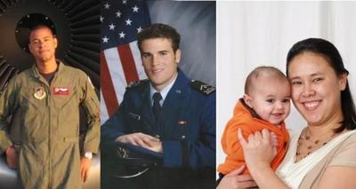 SALUTING THE BRAVE: Public Memorial Being Planned For The Fairchild Crew After Crash