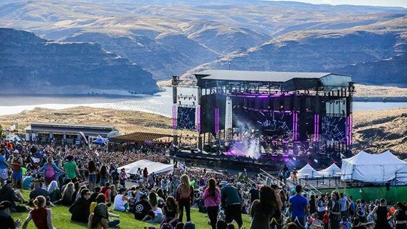 Authorities Investigating Rock Attacks At The Gorge News Khq Com