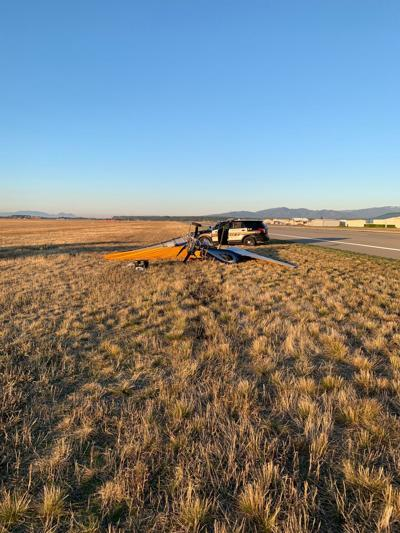 Injuries reported after crash involving experimental aircraft at Coeur d'Alene Airport