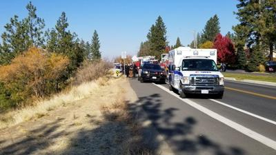 Medical Examiner: Man who drove over High Drive embankment shot himself