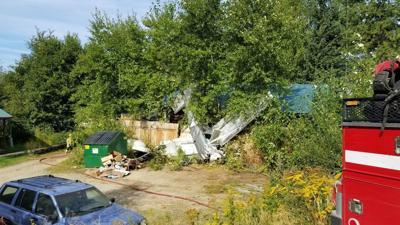 Small plane crashes near Priest Lake, no serious injuries