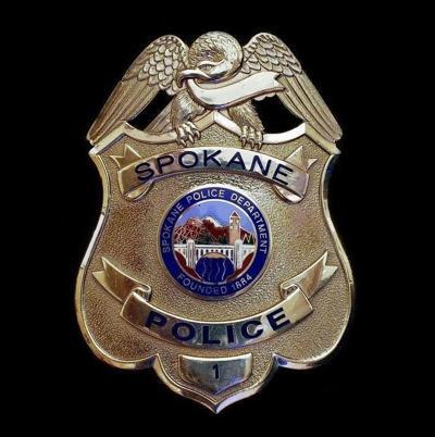Spokane Police Department Badge