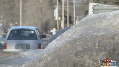 USPS won't deliver cancer patient's medication because of snow berms and ice