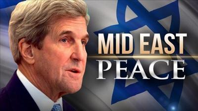 Kerry delivers farewell speech on Middle East policy