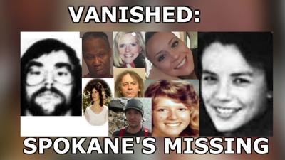 VANISHED: The missing persons of Spokane County