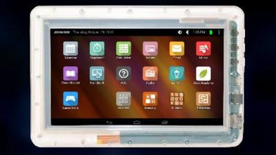 How to hack a tablet