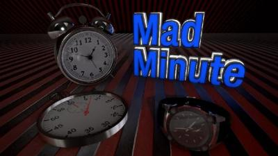 Mad Minute stories from Monday, December 3rd