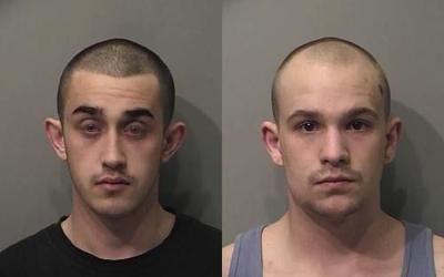 Two charged with robbery, kidnapping after drive for drugs