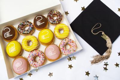 Krispy Kreme class of 2020 donuts