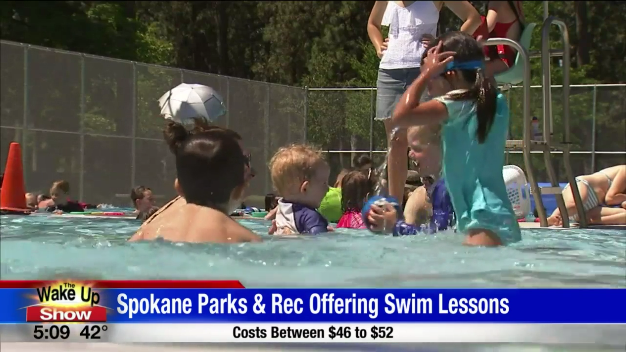 city of spokane u0026 39 s summer swim lesson registration now open