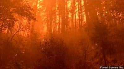 Pacific Northwest Fires 2020