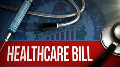 The Latest: Audit says Senate bill would leave 22m uninsured