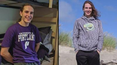 Missing UP Student Owen Klinger