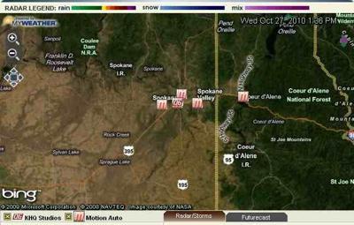Weather Radar For Pc