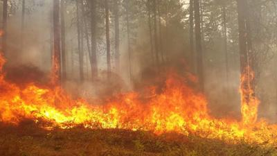 Okanogan Complex Fire now 132,682 acres; 85% contained