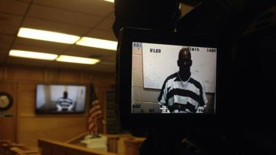 Wife of Clarkston rape and murder suspect says her husband is innocent