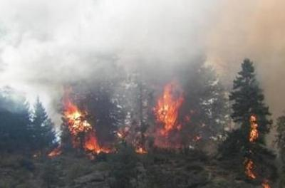 UPDATE: Fire Near Leavenworth 25% Contained