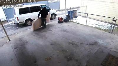 Spokane homeowner catches illegal dumpers on camera