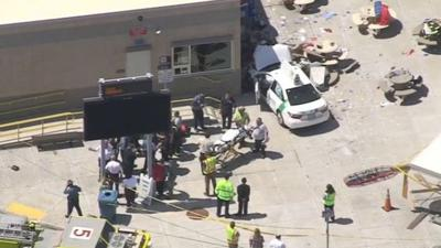 Police say no charges filed in Boston taxi crash
