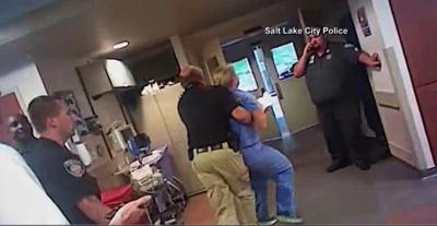 Idaho police thank Utah nurse who was arrested