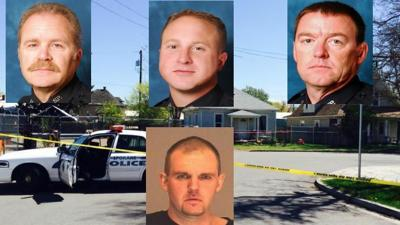 SPD Releases Names Of Officers Involved In Shooting Of Homicide Suspect